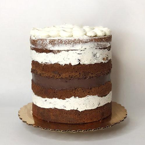 Signature Oreo Naked Cake