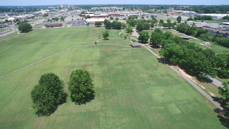 Aerial of the Park