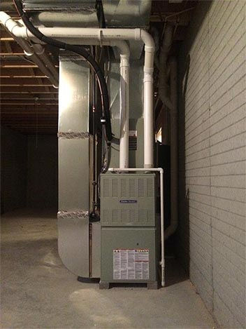 HVAC and Plumbing Business for sale
