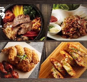 韓式料理/ 涓豆腐