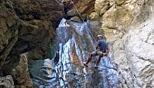 cascata del catafulcro escursione con casa vacanze