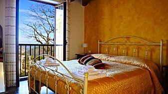 le stanze relax lusso vista mare colorate comfort