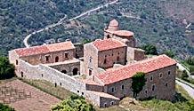 monastero di fragalà ancora intatto vista mare montagne