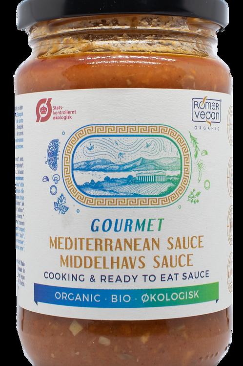 Gourmet Middelhavs Sauce - ØKO