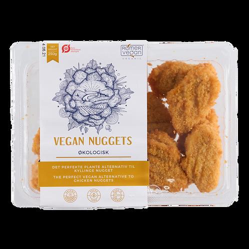 Vegansk alternativ til chicken nuggets! Lækker tekstur og smag-