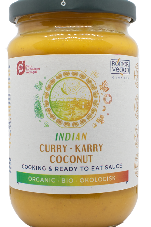 Indian Curry Coconut Sauce - ØKO