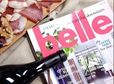 September Belle Magazine