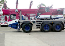 Grove 55T GMK3055 All Terrain Crane