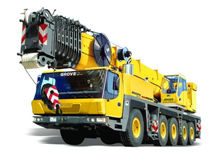 220T Grove GMK 5220 All Terrain Crane