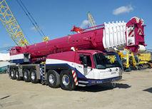 300T Grove GMK6300L Crane