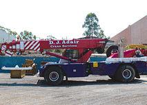 25T Terex MAC25 Franna Crane