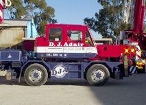 8T Tadano TR80ML City Crane