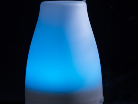 The SOMNR Travel Aroma Diffuser