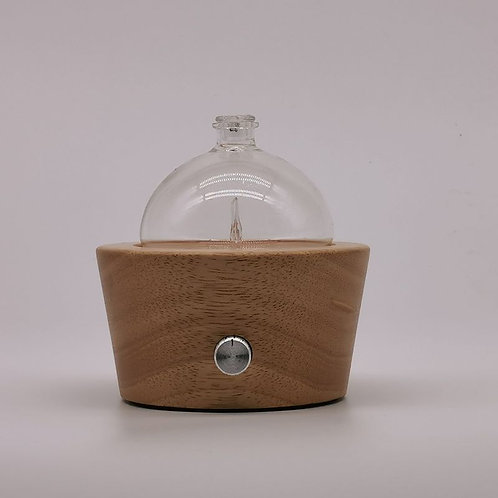 SOMNR-AC013 waterless wood glass nebulizer diffuser