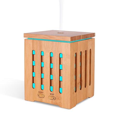Somnr zen bamboo ultrasonic aroma diffuser wholesale
