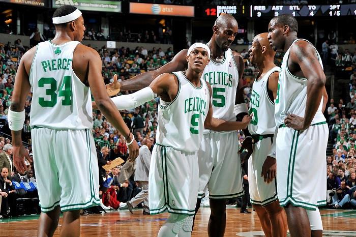 Paul_Pierce_Rajon_Rondo_Kevin_Garnett_Ray_Allen_Kendrick_Perkins_Boston_Celtics_NBA_Around_the_Game