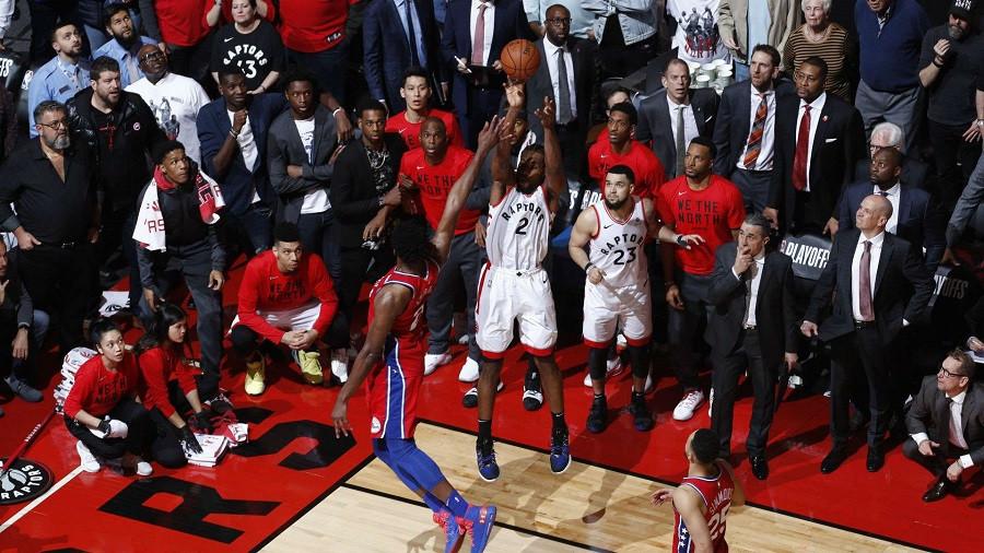 kawhi_leonard_Joel_Embiid_Fred_VanVleet_Toronto_Raptors_Philadelphia_76ers