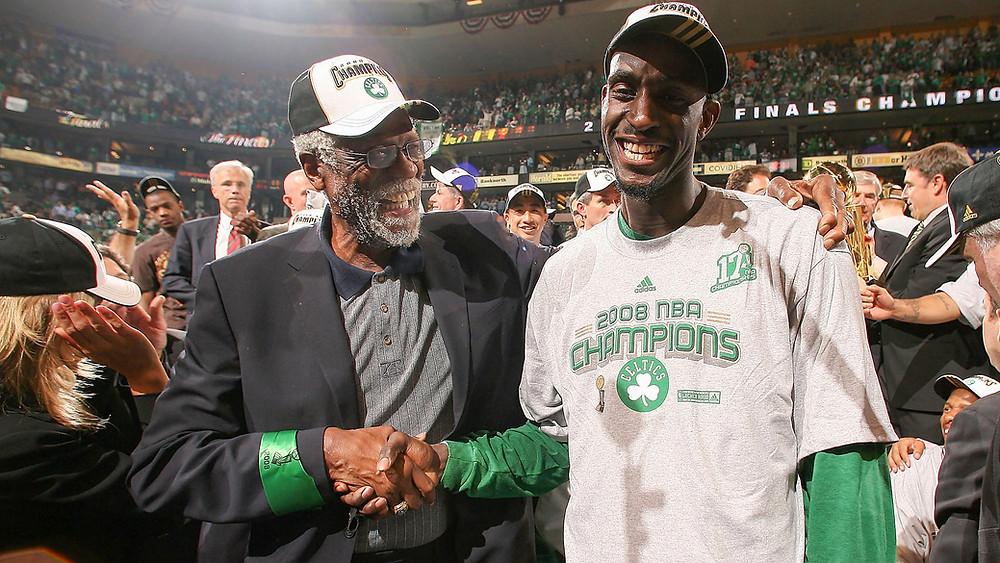 Kevin_Garnett_Bill_Russell_Boston_Celtics_NBA_Around_the_Game