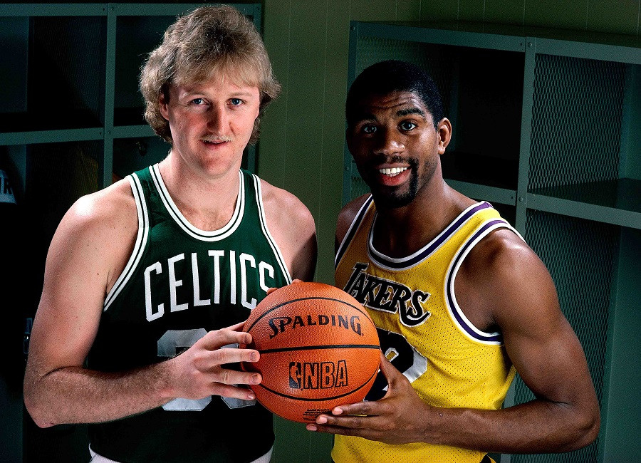 Larry_Bird_Magic_Johnson_Boston_Celtics_Los_Angeles_Lakers_NBA_Around_the_Game