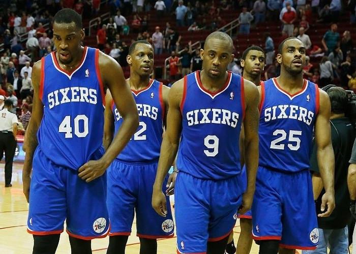 Jarvis_Varnado_James_Nunnally_James_Anderson_Elliot_Williams_Philadelphia_76ers_NBA_Around_the_Game