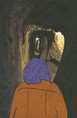 Inside the Fairy Chimneys