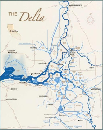 delta-map