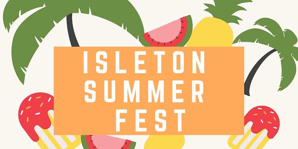 Isleton Summer Fest 2019
