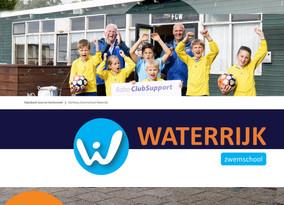 Stem Zwemschool Waterrijk - Rabo Club Support