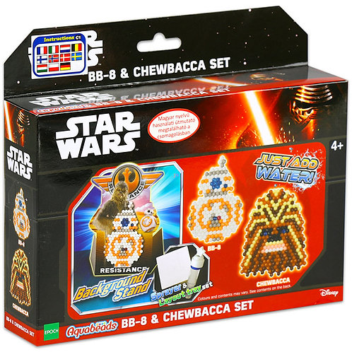 Star Wars BB-8 & Chewbacca Set