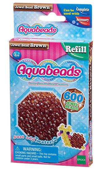 Brown Jewel Bead Pack