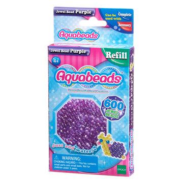 Purple Jewel Bead Pack