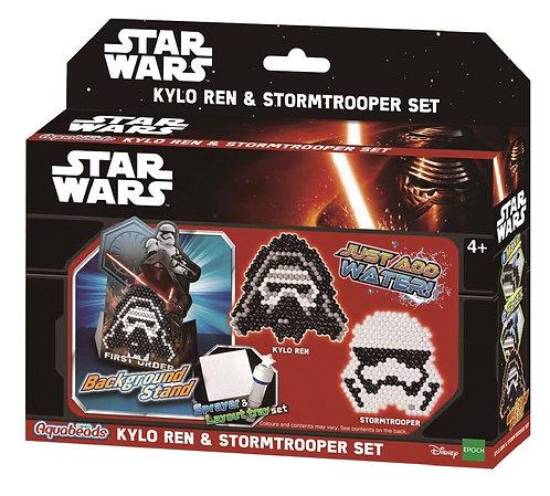 Star Wars Kylo Ren & Stormtrooper