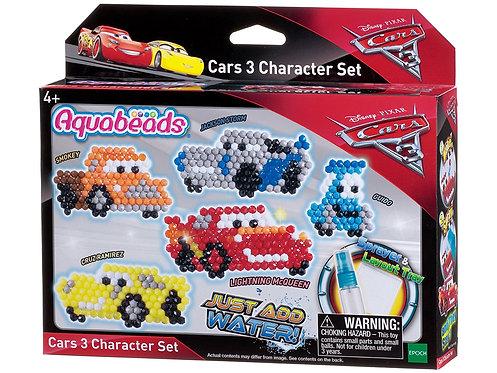 Cars 3 3D Character Set