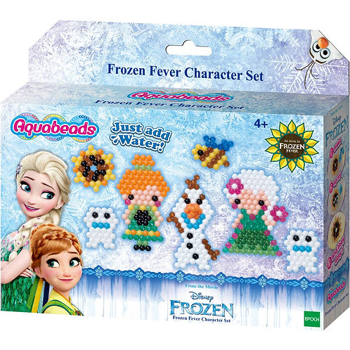 Frozen Fever Character Set