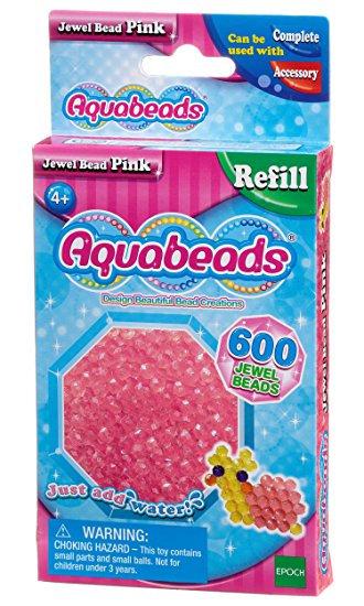 Pink Jewel Bead Pack