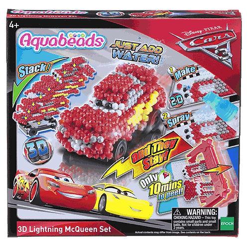 3D Lightning McQueen