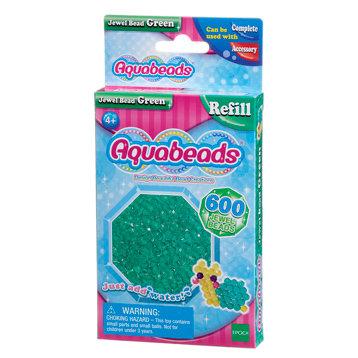 Green Jewel Bead Pack