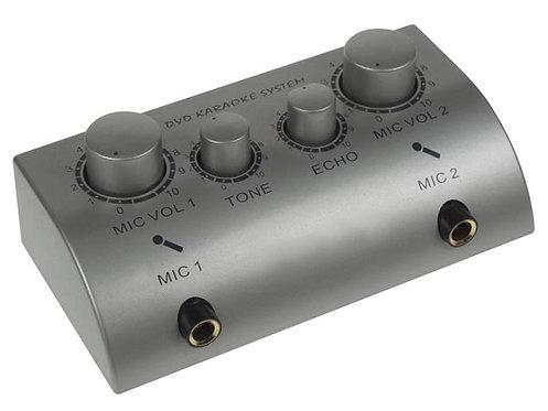 Velleman Sound Mixer 2 rásir