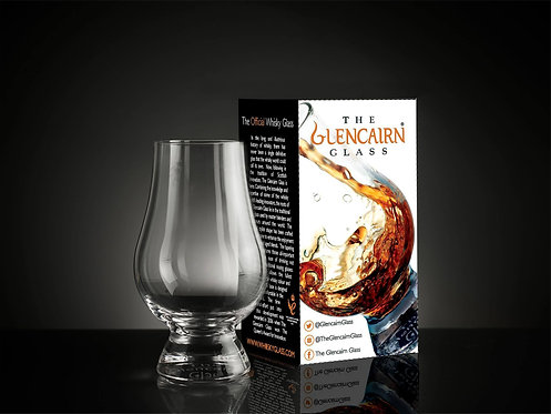 Glencairn viskíglasið