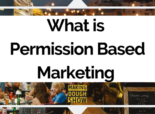 What is Permission Based Marketing