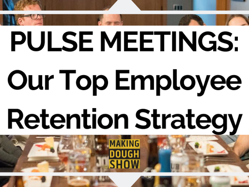 PULSE MEETINGS: Our Top Employee Retention Strategy