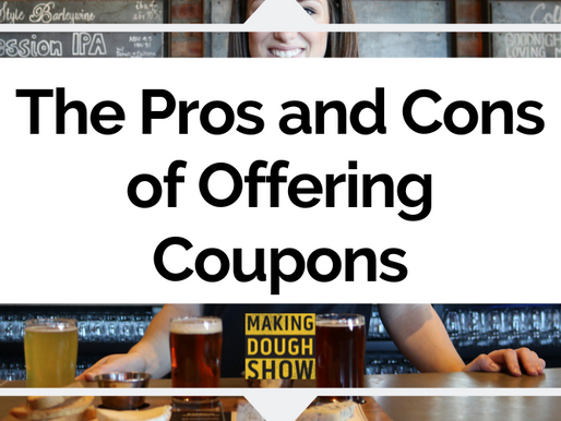 The Pros and Cons of Offering Coupons