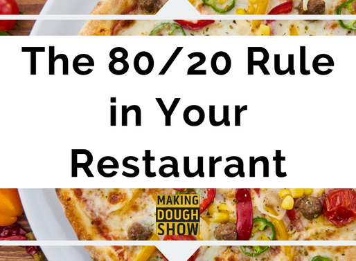 The 80/20 Rule in Your Restaurant