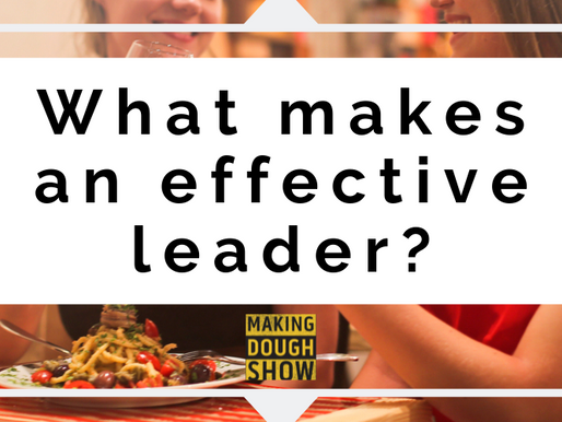 What makes an effective leader?