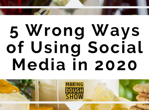 5 Wrong Ways of Using Social Media in 2020