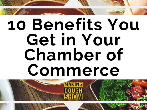 10 Benefits You Get in Your Chamber of Commerce