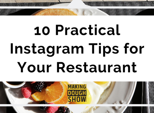 10 Practical Instagram Tips for Your Restaurant