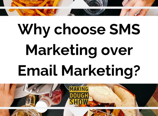 Why choose SMS Marketing over Email Marketing?