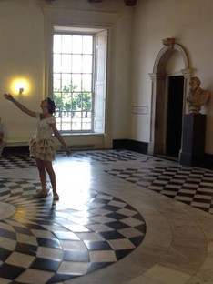 Longitude Festival, The Queen's House, Greenwich