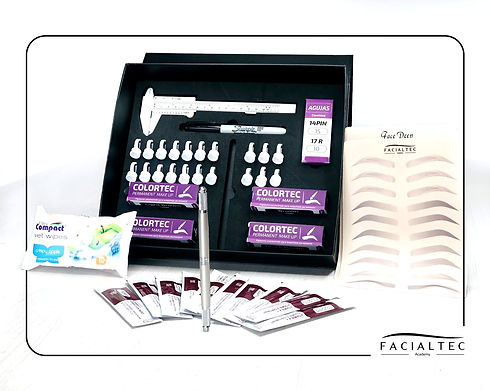 curso virtual micropigmentacion kit facialtec academy